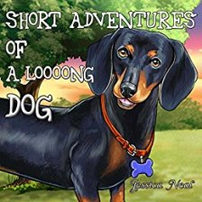 Short Adventures of a loooong Dog - Book cover