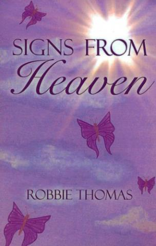 Signs From Heaven - Book Image Did Not Load!