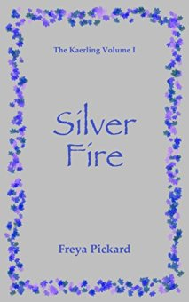 Silver Fire - Book cover