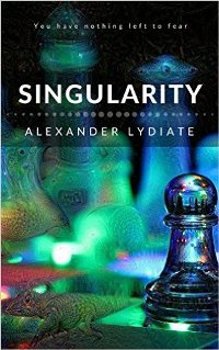 Singularity (book) by Alexander Lydiate