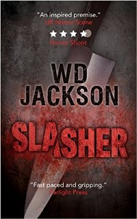 Slasher (book) by WD Jackson