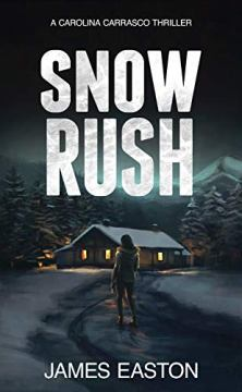 Snow Rush - Book cover