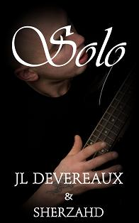 Solo (book cover)