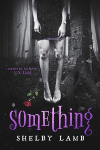 Something (Wisteria 1) - Book cover