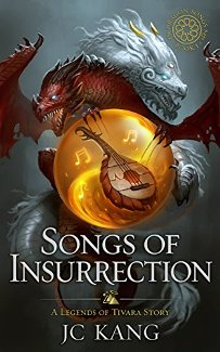 Songs of Insurrection - Book cover