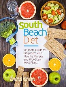 South Beach Diet - Book cover