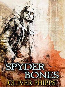 Spyder Bones - Book cover