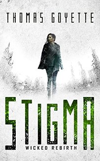 Stigma: Wicked Rebirth - Book cover
