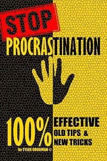 STOP Procrastination - Book cover