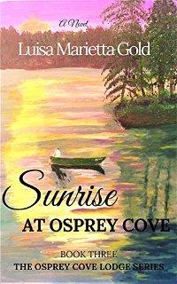 Sunrise at Osprey Cove - Book cover