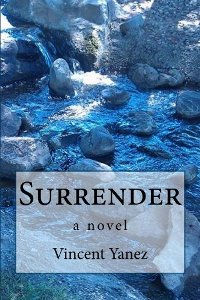 Surrender (book cover)