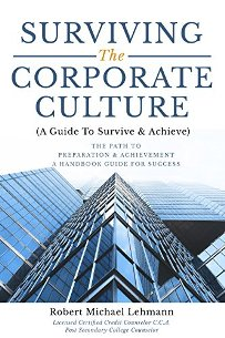 Surviving The Corporate Culture - Book cover