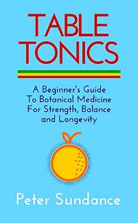 Table Tonics (book) by Peter Sundance