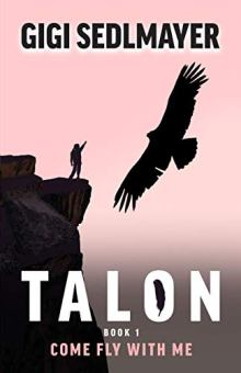 Talon, come fly with me - Book cover
