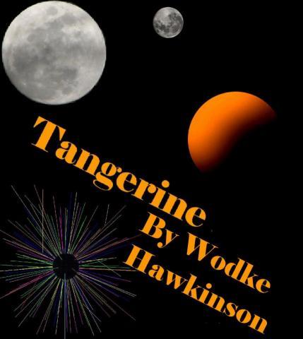 Tangerine (book cover)
