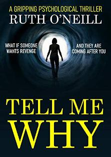 Tell Me Why - Book cover