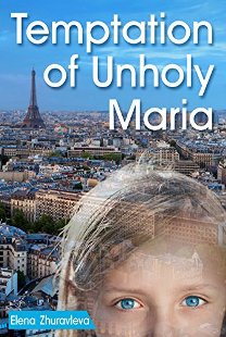 Temptation of Unholy Maria - Book cover