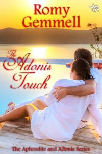The Adonis Touch (book cover)