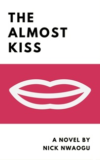 The Almost Kiss - Book cover