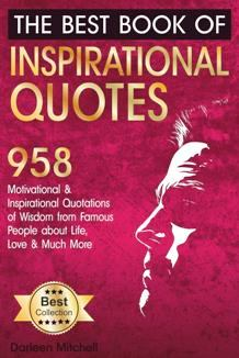 The Best Book of Inspirational Quotes - Book cover