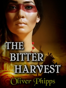 The Bitter Harvest - Book cover