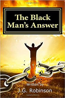 The Black Man's Answer - Book cover