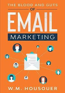 The Blood and Guts of Email Marketing - Book cover