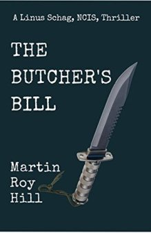 The Butcher's Bill - Book Cover