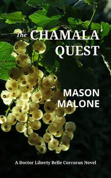 The Chamala Quest - Book cover