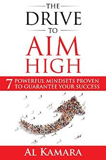 The Drive To Aim High - Book cover