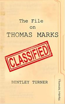 The File on Thomas Marks - Book cover