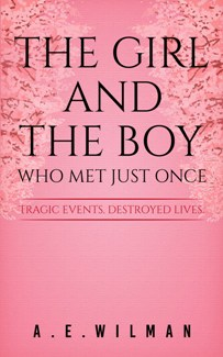 The Girl And The Boy Who Met Just Once - Book cover