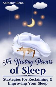 The Healing Powers of Sleep - Book cover