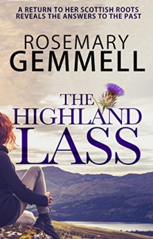 The Highland Lass - Book cover