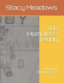 The Homeless Teddy: Origins of Homelessness - Book cover