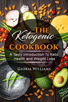 The Ketogenic Cookbook - Book cover