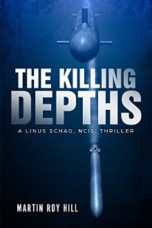 The Killing Depths - Book cover