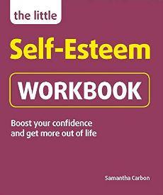 The Little Self Esteem WorkBook - Book cover