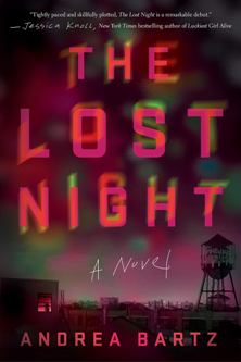 The Lost Night - Book cover