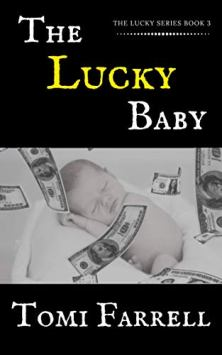 The Lucky Baby - Book cover