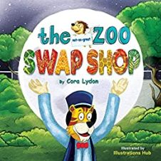 The Not-So-Great Zoo Swap Shop - Book cover