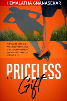 The Priceless Gift - Book cover