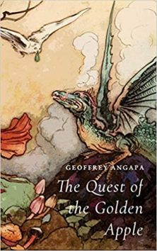 The Quest of the Golden Apple - Book cover