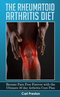 The Rheumatoid Arthritis Diet - Book cover