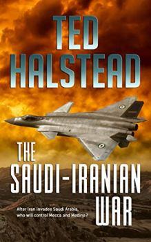 The Saudi-Iranian War - Book cover