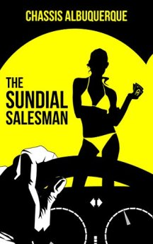 The Sundial Salesman - Book cover