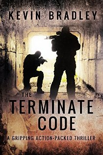 The Terminate Code - Book cover
