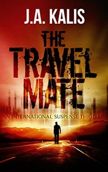 The Travel Mate - Book cover