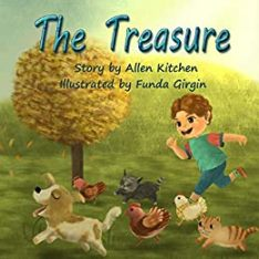 The Treasure - Book cover