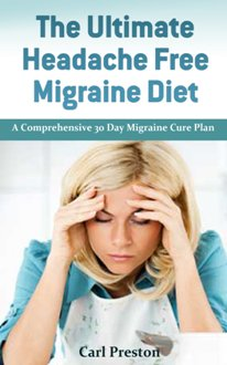 The Ultimate Headache Free Migraine Diet - Book Image Did Not Load!